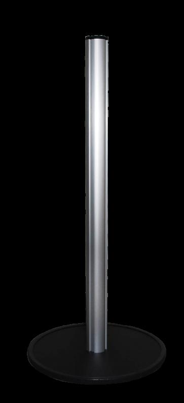 Beltrac Mamut - mottagningsstolpe uten bånd